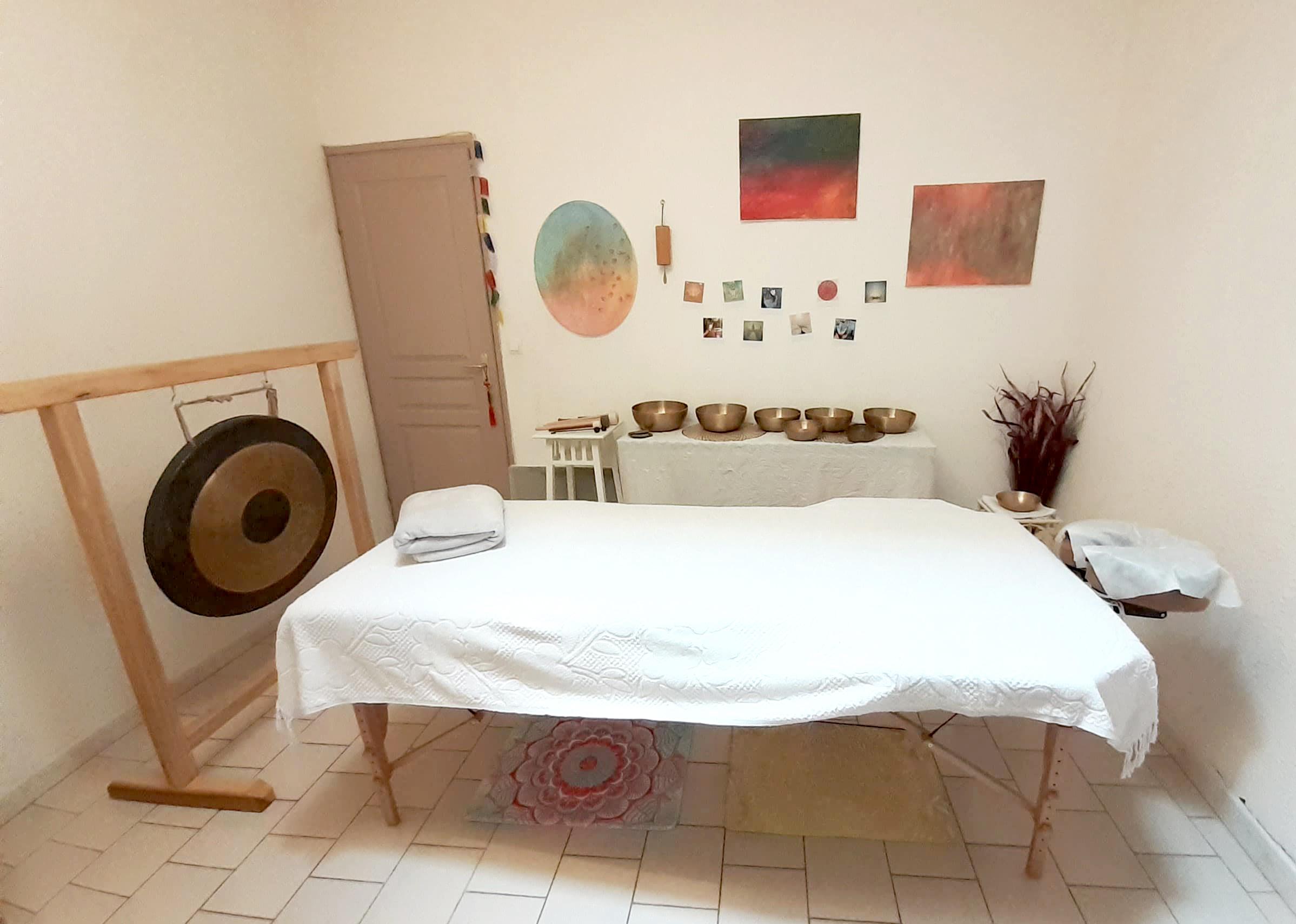 Eveilvie massage sonore